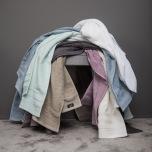 Ezra handduk vit - Exklusiv & ljuvlig