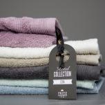 Ezra handduk elfenben - Exklusiv & ljuvlig
