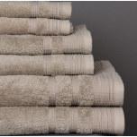 Ezra handduk beige - Exklusiv & ljuvlig