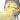 Bomullspläd med linkänsla - Gul