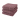 Adagio handduk - Rose wood