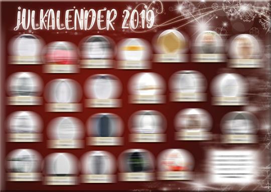 Julkalender 2019